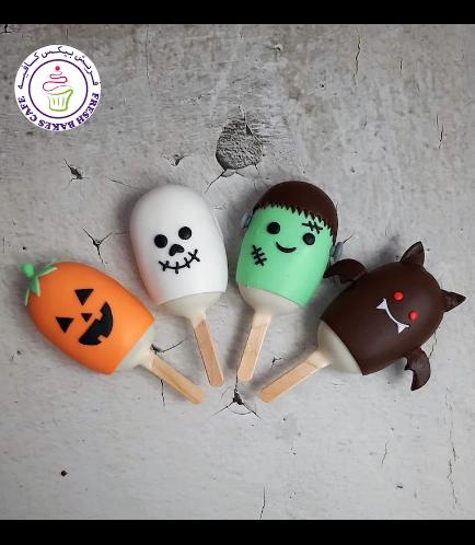 Halloween Themed Popsicakes - Miscellaneous 09