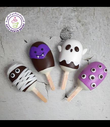 Halloween Themed Popsicakes - Miscellaneous 10