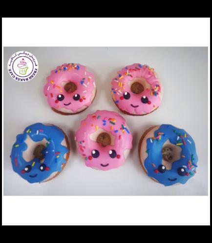 Cartoon Themed Donuts 01