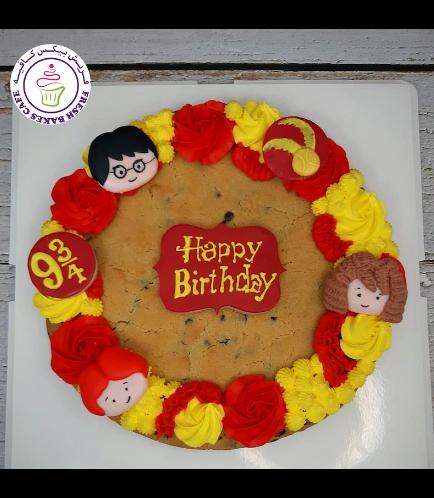 Cookies - Chocolate Chip Cookie Cake