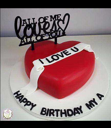 Cake - Heart Cake - Banner
