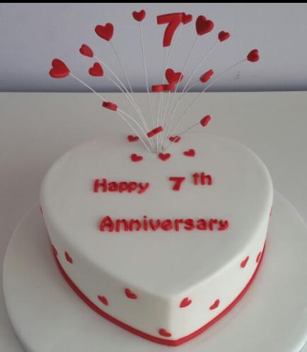 Cake - Heart 3D Cake 02