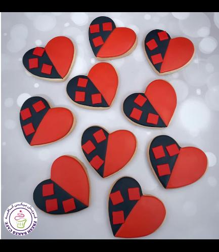 Cookies - Hearts 08