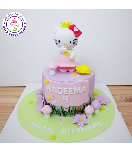 Cake - 3D Cake Toppers - 1 Tier 03a