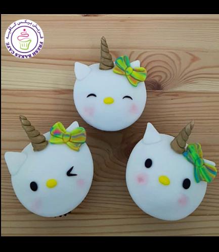 Cupcakes - Unicorn