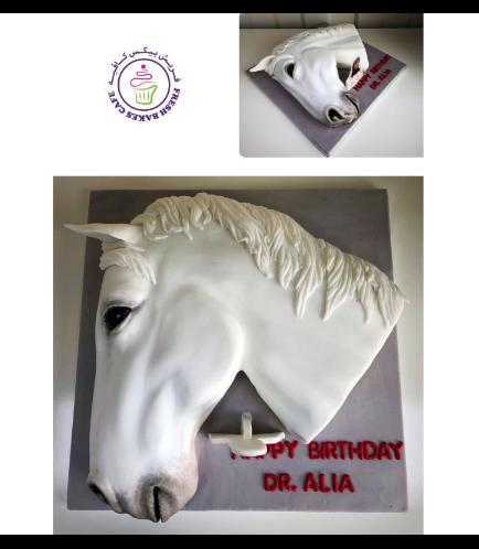 Horse Themed Cake 06