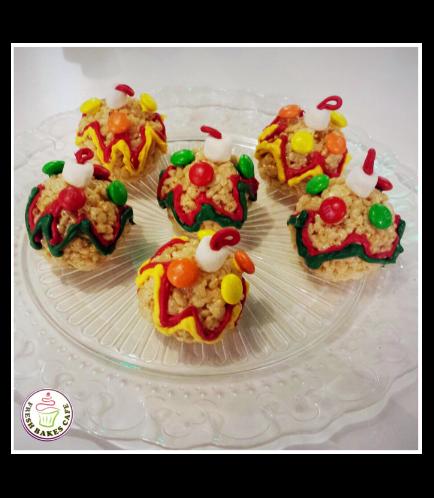 Christmas Themed Krispie Treats 04