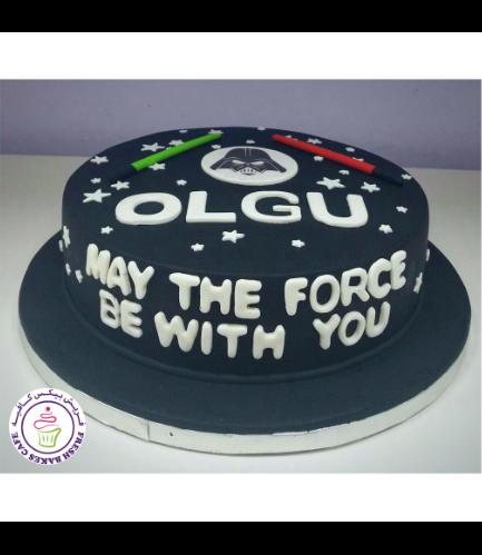 Cake - Lightsaber 02