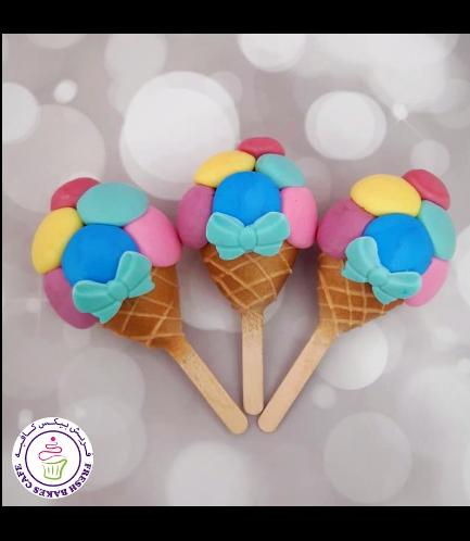 Ice Cream Themed Popsicakes 02