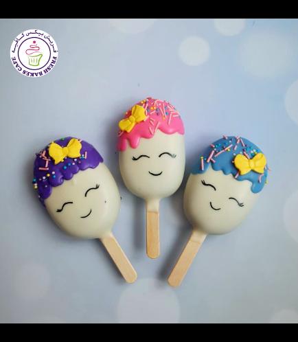 Ice Cream Themed Popsicakes 03