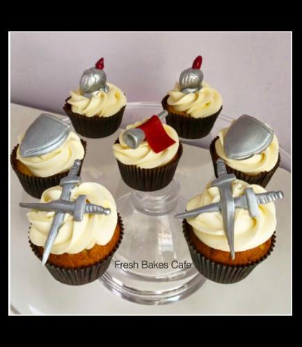 Cupcakes - Knight