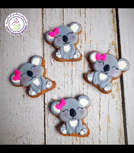 Koala Themed Cookies