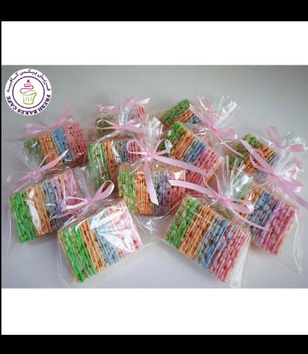 Krispie Treats with Pastel Colors 01b