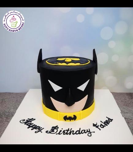 Batman Themed Cake - LEGO - 2D Cake 05
