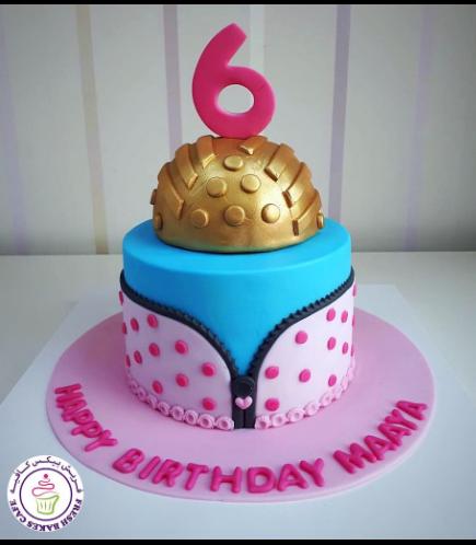 Cake - Half Ball