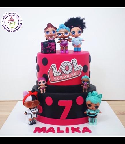 Cake - Toys - 2 Tier