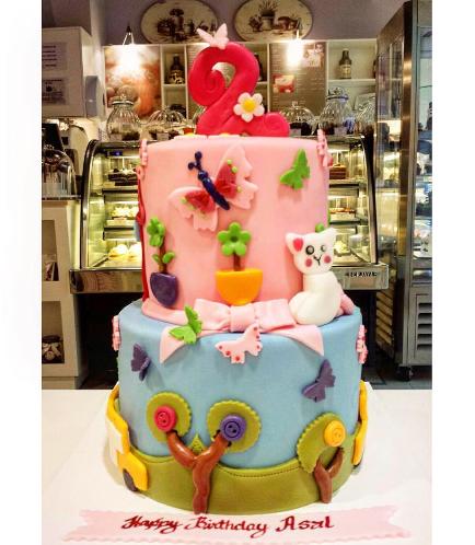 Lalaloopsy Themed Cake 03