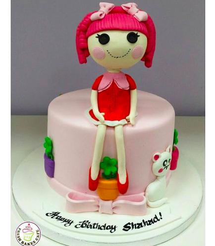 Lalaloopsy Themed Cake 04a