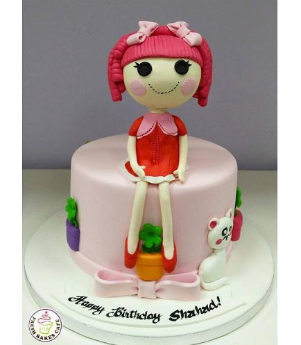 Lalaloopsy Themed Cake 04