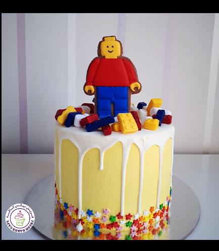LEGO Themed Cake 13
