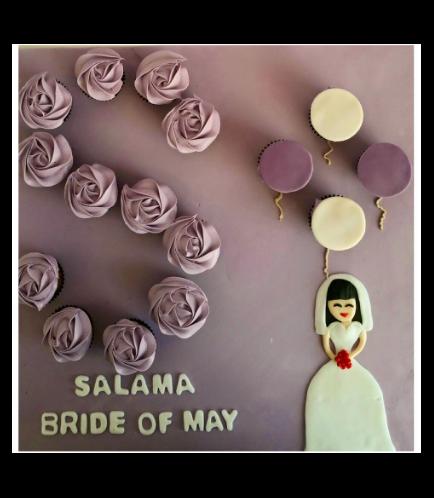 Bridal Shower Themed Cupcakes 01b