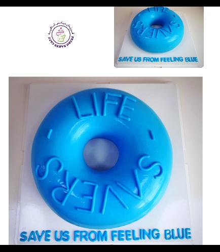 Cake - Lifesaver 3D Cake