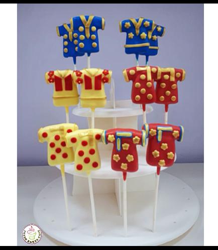 Dress Themed Cake Pops 02