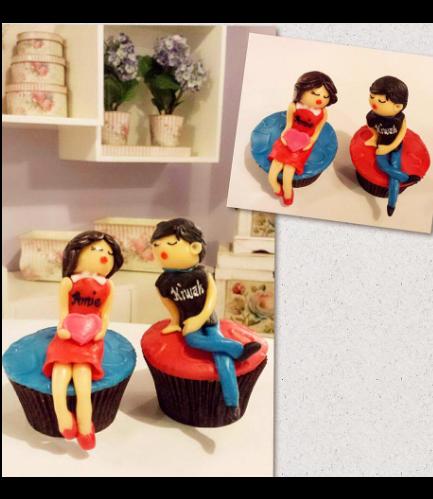 Cupcakes - Girl & Boy 01