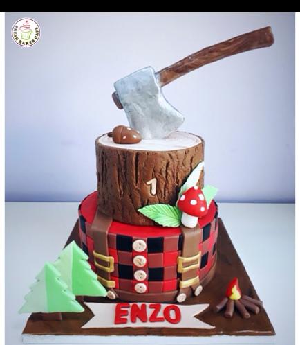 Cake - Lumberjack
