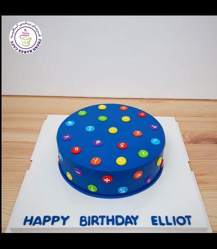 Cake - Math