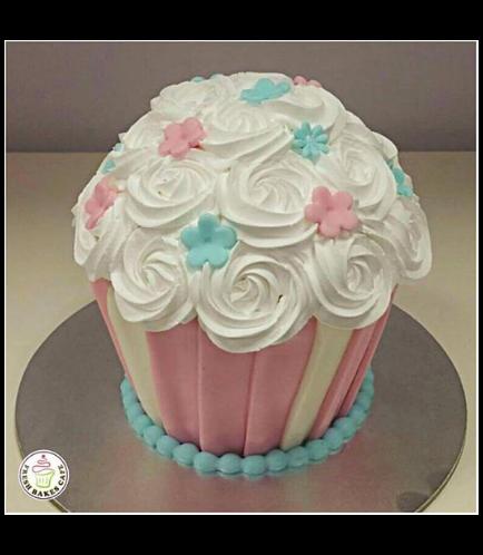 Mega Cupcake 12