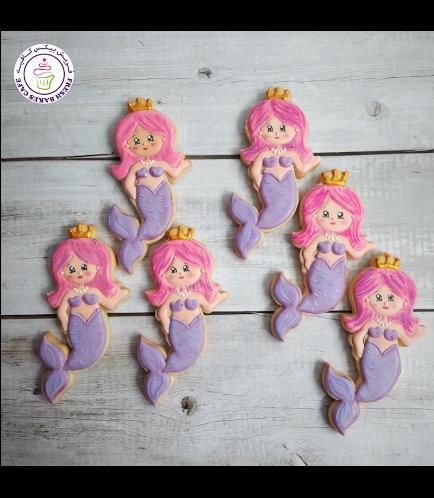 Cookies - Mermaid 09