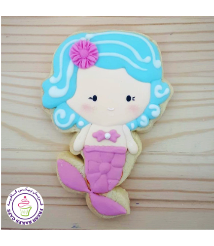Cookies - Mermaid 07
