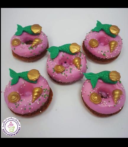Mermaid Themed Donuts 01