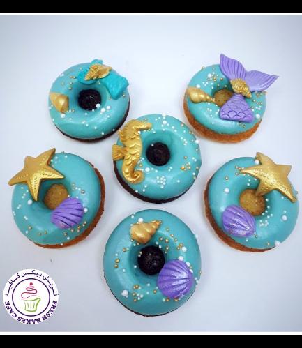 Donuts 02 - Green