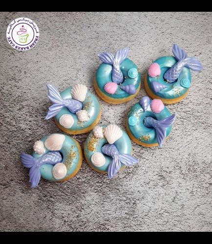 Mermaid Themed Donuts 03
