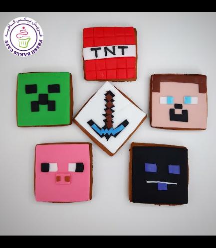 Cookies 01 - Fondant