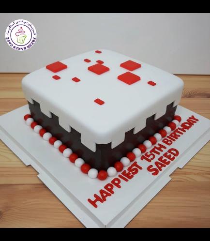 Cake - Minecraft Cake