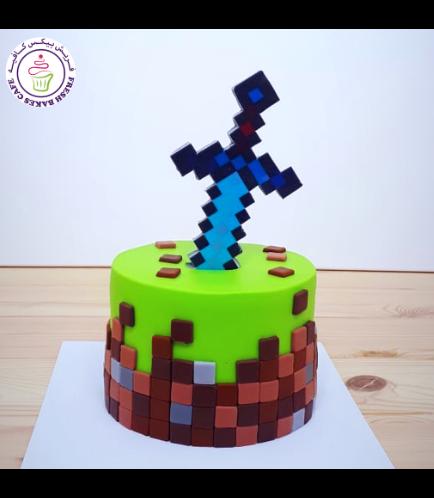 Cake - Sword - Printed Sword