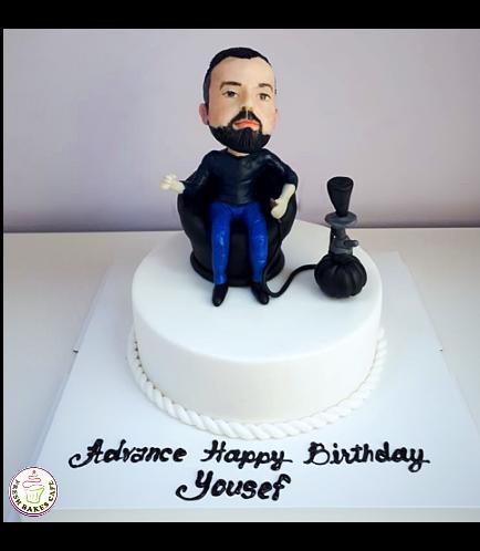 Mini Me Themed Cake 03