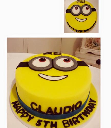 Cake - Flat Face 01