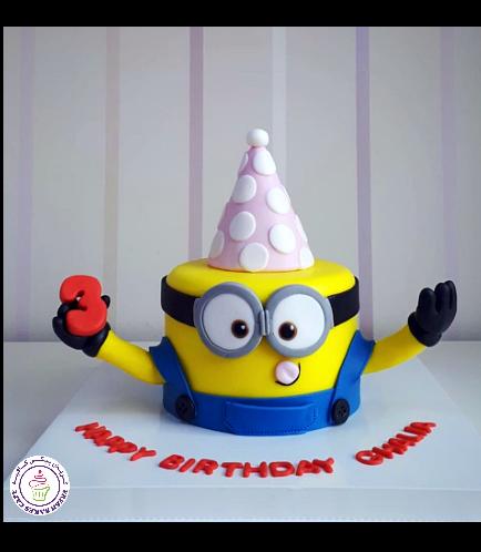 Cake - 2D Half Body 03