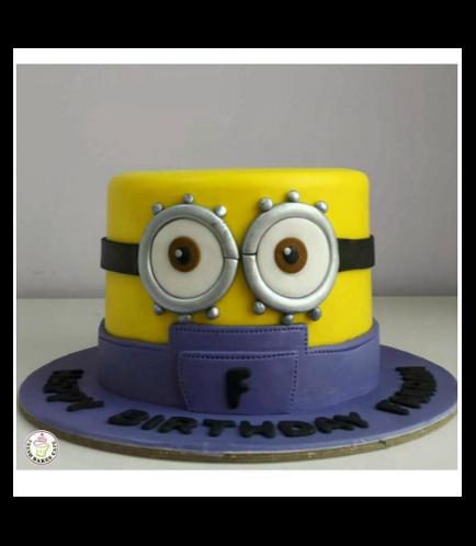Cake - 2D Half Body 05