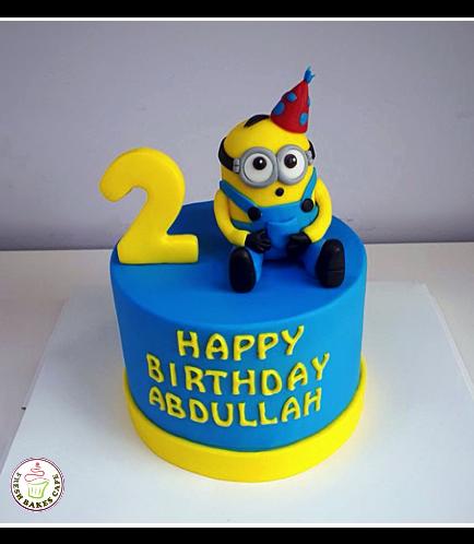 Cake - 3D Cake Topper 04a