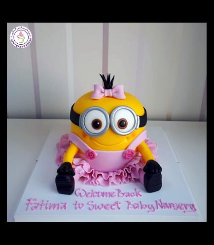 Cake - 2D Cake - Full Body 03b