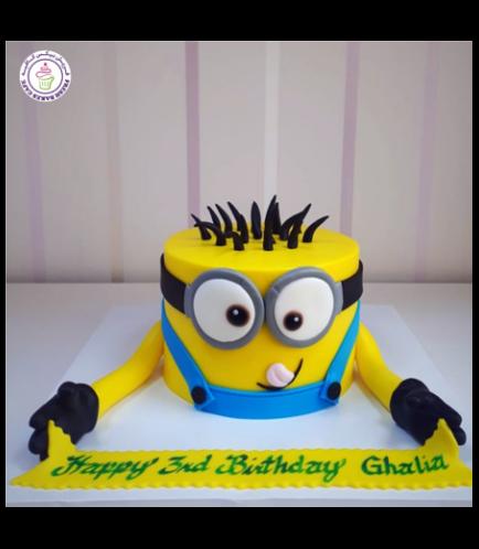 Cake - 2D Half Body 01