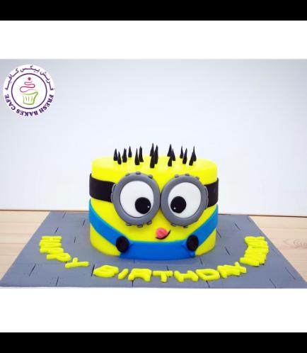 Cake - 2D Half Body 02