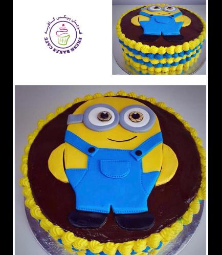 Cake - Fondant Picture