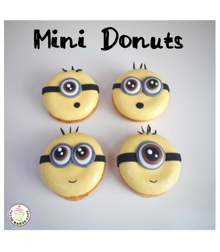Minions Themed Donuts 04