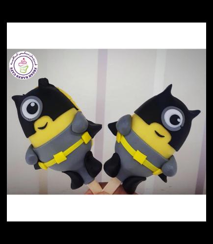 Popsicakes - Batman